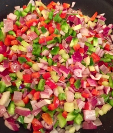 onion-celery-and-peppers